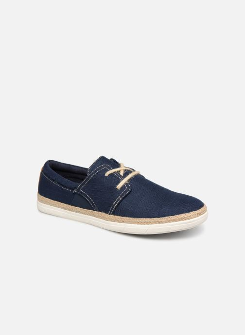 Lace-up shoes I Love Shoes KERIDO Blue detailed view/ Pair view