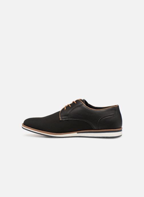Schnürschuhe I Love Shoes KENIHAL schwarz ansicht von vorne