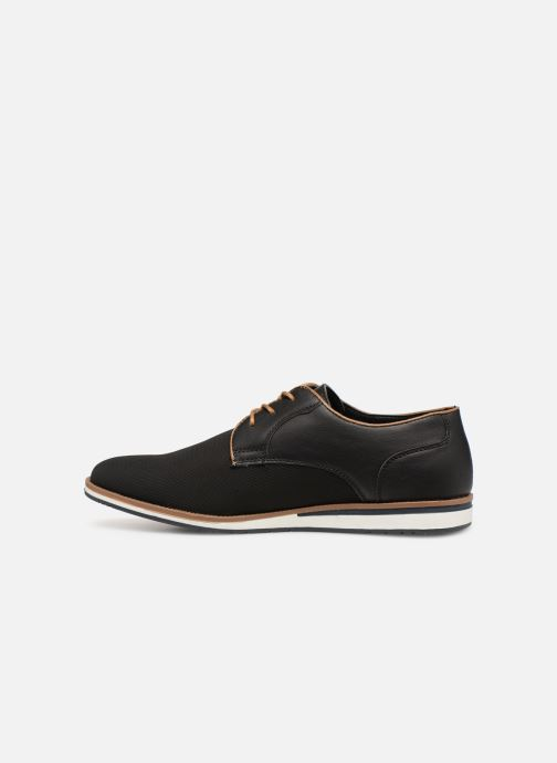 Chaussures à lacets I Love Shoes KENIHAL Noir vue face