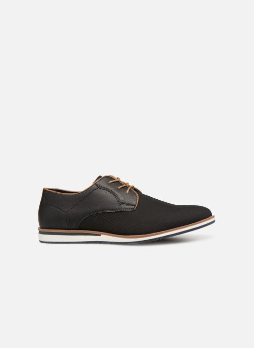 Schnürschuhe I Love Shoes KENIHAL schwarz ansicht von hinten
