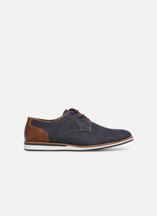 Zapatos con cordones I Love Shoes KENIHAL Azul vistra trasera