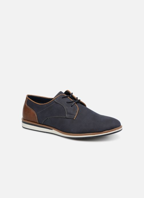 Lace-up shoes I Love Shoes KENIHAL Blue detailed view/ Pair view