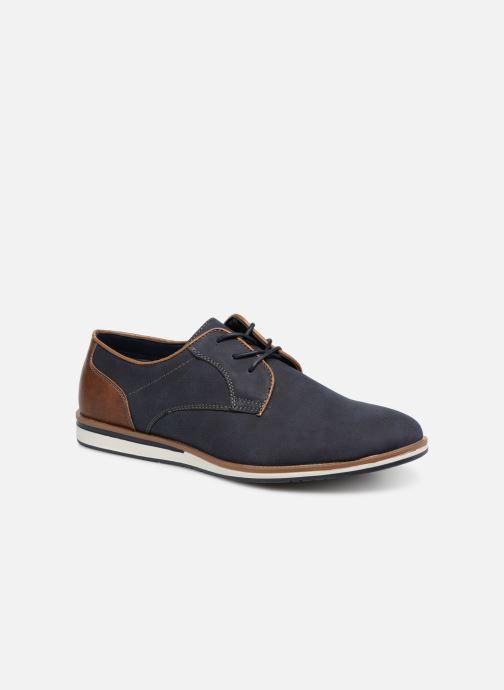 Chaussures à lacets I Love Shoes KENIHAL Bleu vue détail/paire