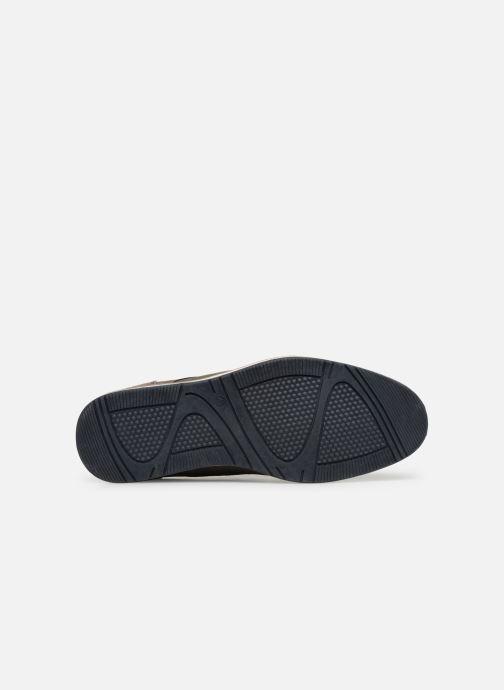 Chaussures à lacets I Love Shoes KENIHAL Gris vue haut