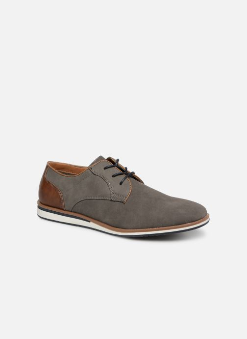Lace-up shoes I Love Shoes KENIHAL Grey detailed view/ Pair view
