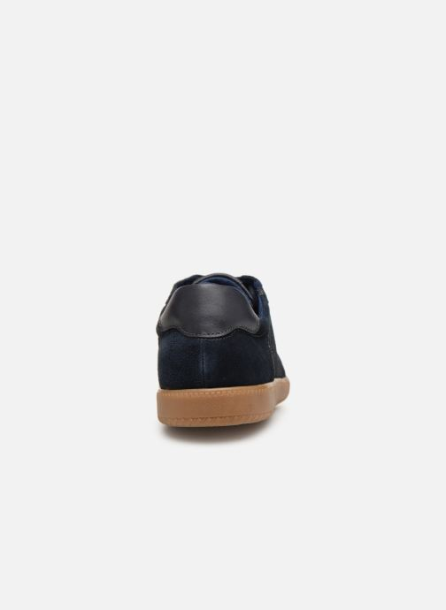 Trainers I Love Shoes KERICO Leather Blue view from the right