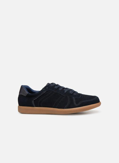 Deportivas I Love Shoes KERICO Leather Azul vistra trasera