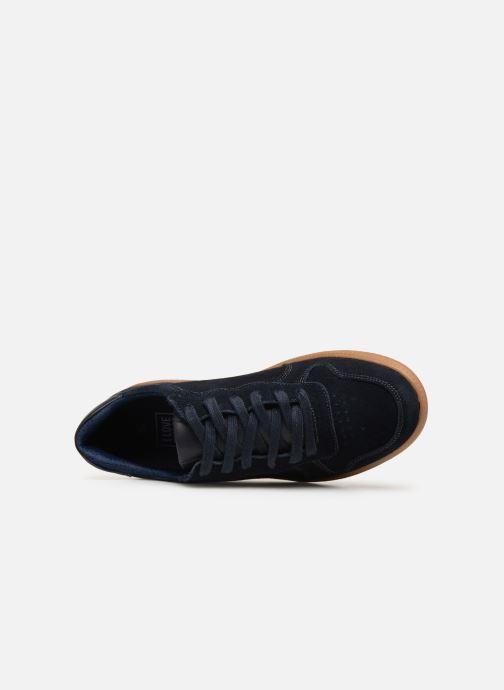 Deportivas I Love Shoes KERICO Leather Azul vista lateral izquierda