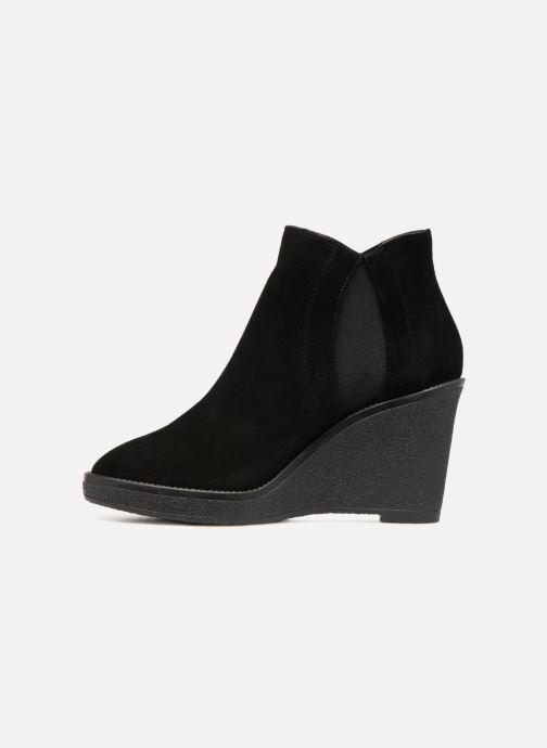 Bottines et boots L.K. Bennett Josephine Noir vue face