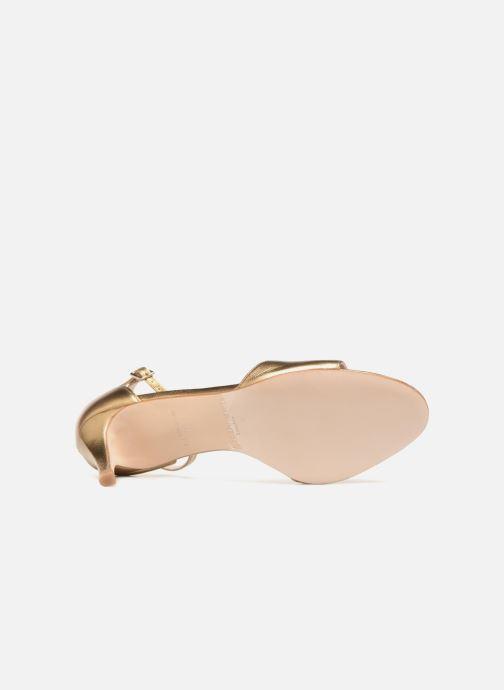 Sandaler L.K. Bennett Omya Guld og bronze se foroven