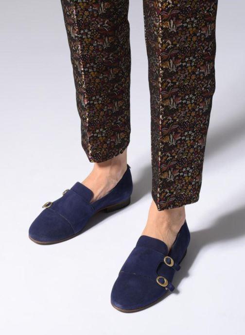 Kickers Garbo (blau) (blau) (blau) - Slipper bei Más cómodo 5feaa4