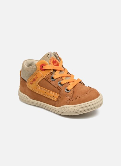 Sneakers Kickers Jargon BB Marrone vedi dettaglio/paio