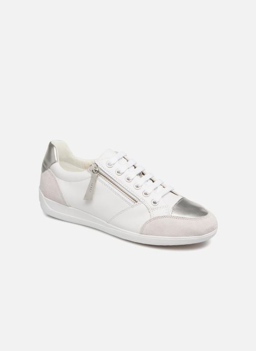 Geox D8468b Sneaker weiß D 346719 Myria ApwAaqU
