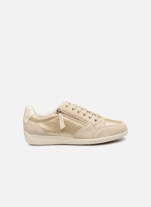 347456 bronze Geox D D8468b Myria gold Sneaker UwUxCnqY6S