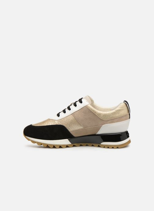 Trainers Geox D TABEYLIA B D84AQB Multicolor front view
