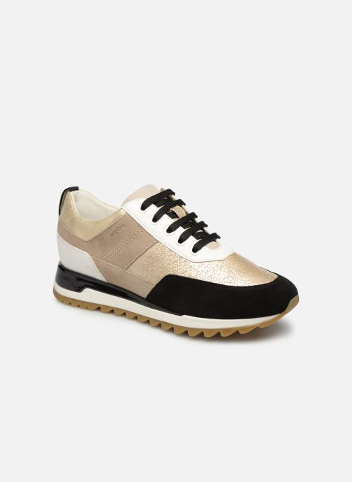 Trainers Geox D TABEYLIA B D84AQB Multicolor detailed view/ Pair view