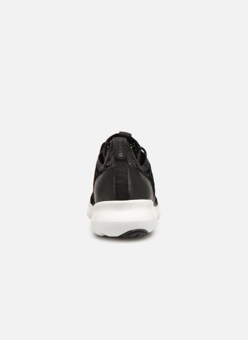 Nebula D Geox A Sneaker D92bha 346725 schwarz 8v5B7qxw