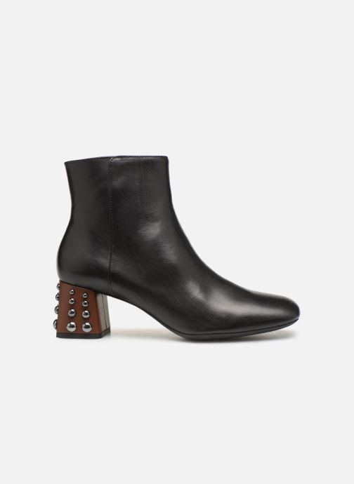 schwarz amp; D928vc D Stiefeletten Geox C Boots Seyla 347476 wTqnFI