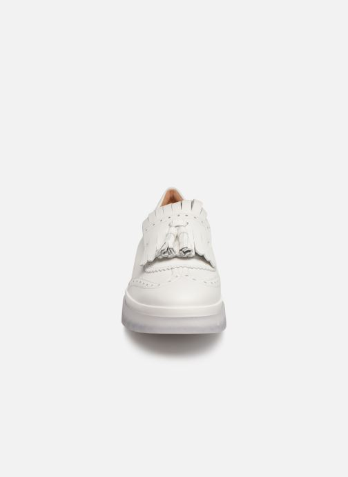 Loafers Geox D MYLUSE B D929WB White model view