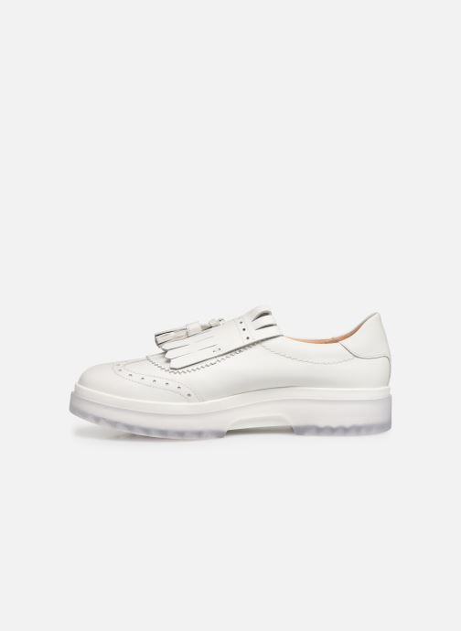 Loafers Geox D MYLUSE B D929WB White front view
