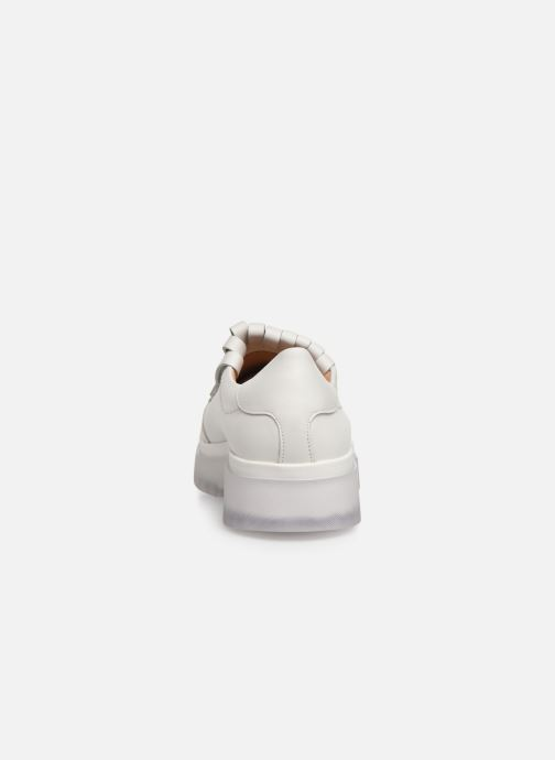 Loafers Geox D MYLUSE B D929WB White view from the right