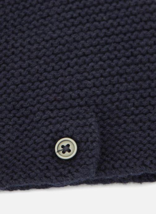 Bonnets Bout'Chou Bonnet mousse Bleu vue portées chaussures