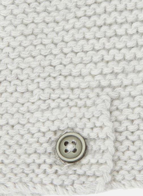 Mütze Bout'Chou Bonnet mousse grau schuhe getragen