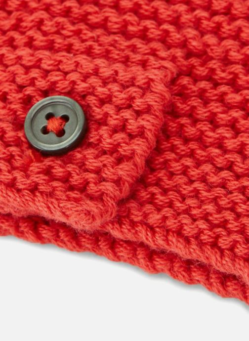 Mütze Bout'Chou Bonnet mousse orange schuhe getragen