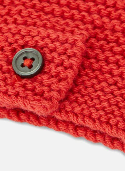 Bonnets Bout'Chou Bonnet mousse Orange vue portées chaussures