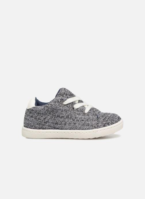 Sneakers Bout'Chou Baskets à lacets bébé Grigio immagine posteriore
