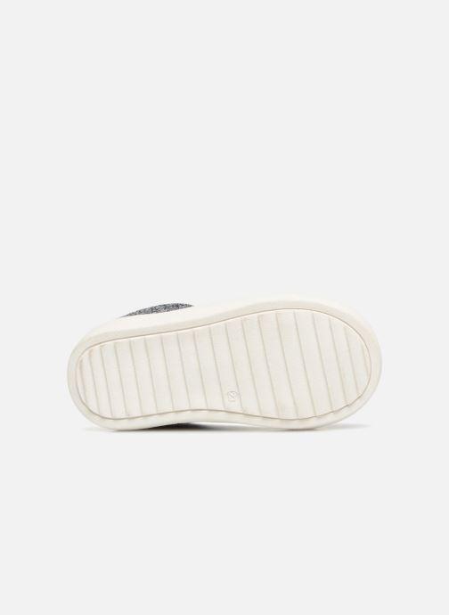 Sneakers Bout'Chou Baskets à lacets bébé Grigio immagine dall'alto