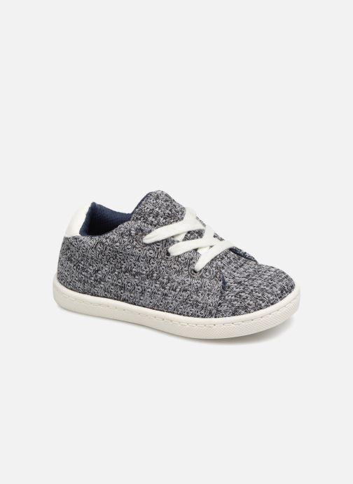 Sneakers Bout'Chou Baskets à lacets bébé Grigio vedi dettaglio/paio