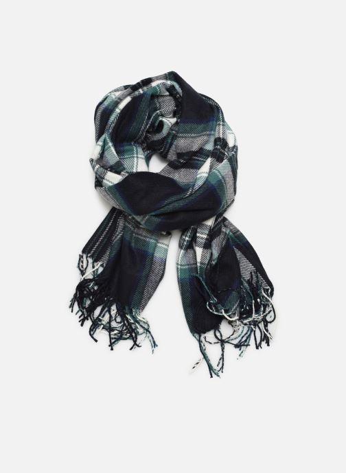 Echarpes et Foulards Monoprix Femme Echarpe imprimée écossais Bleu vue détail/paire