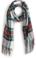 Echarpes et Foulards Accessoires Echarpe imprimée écossais
