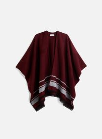 Diverse Accessories Poncho bicolore