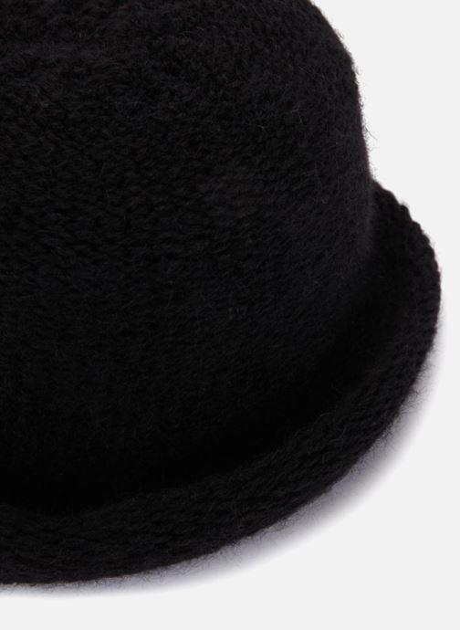 Divers Monoprix Femme Chapeau bouclette Noir vue portées chaussures