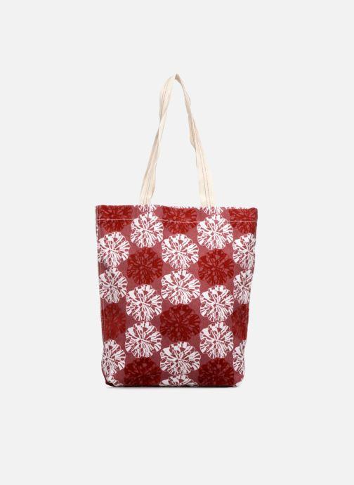 Sacs à main Monoprix Femme Totebag Rouge vue détail/paire