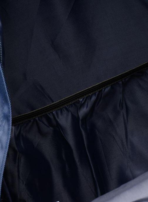 Sacs à dos Monoprix Homme Sac à dos uni Bleu vue derrière