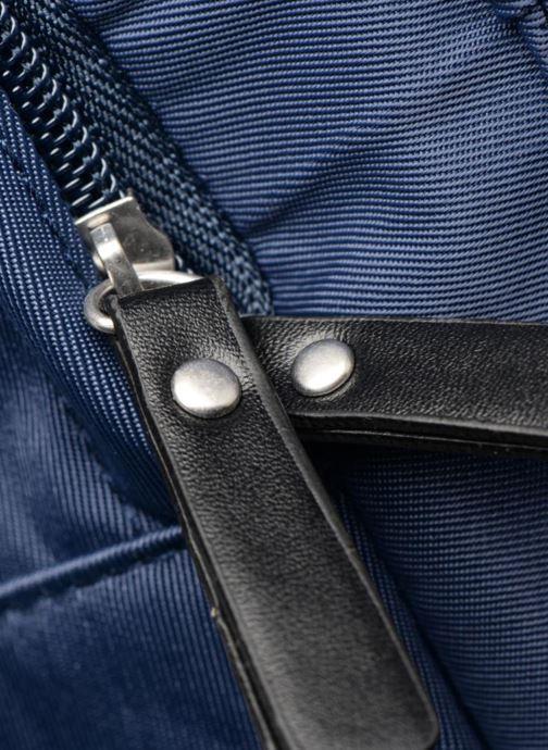 Sacs à dos Monoprix Homme Sac à dos uni Bleu vue gauche
