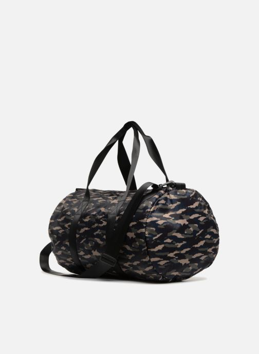 Sports bags Monoprix Homme Sac de sport Blue view from the right