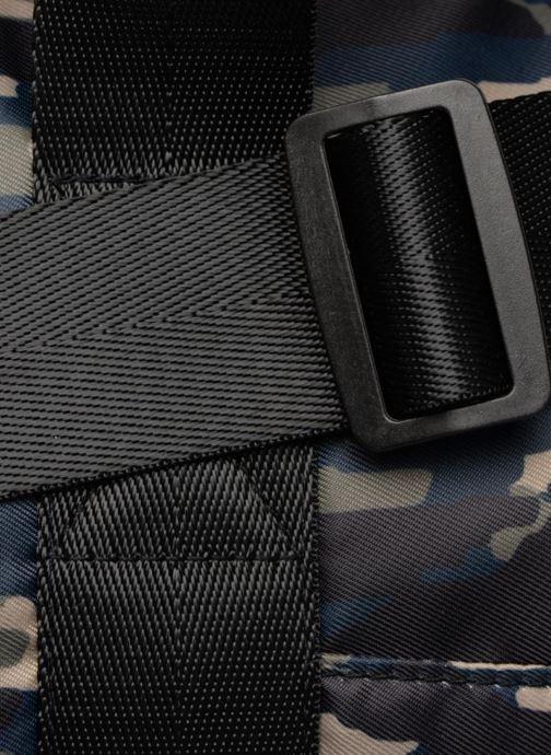 Bolsas de deporte Monoprix Homme Sac de sport Azul vista lateral izquierda