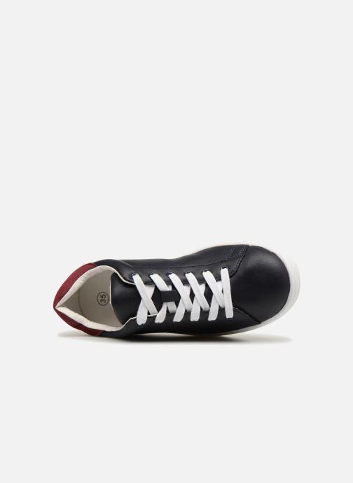 Sneaker Monoprix Kids Baskets basses à lacets blau ansicht von links