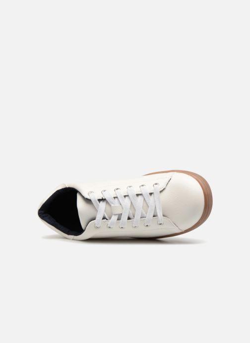 Sneakers Monoprix Kids Baskets basses à lacets Wit links