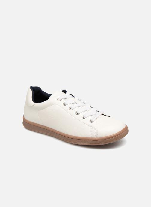 Sneakers Monoprix Kids Baskets basses à lacets Wit detail