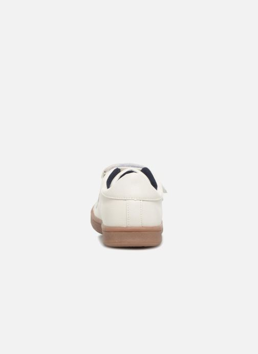Trainers Monoprix Kids Baskets basses à scratch White view from the right