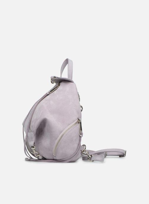 Rucksacks Rebecca Minkoff CONV MINI JULIAN BACKPACK Purple model view
