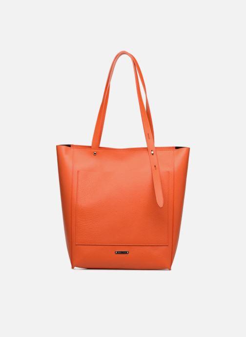 Sacs à main Rebecca Minkoff STELLA N/S TOTE Orange vue détail/paire