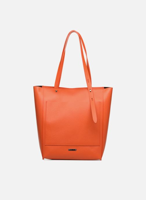 Handtassen Rebecca Minkoff STELLA N/S TOTE Oranje detail