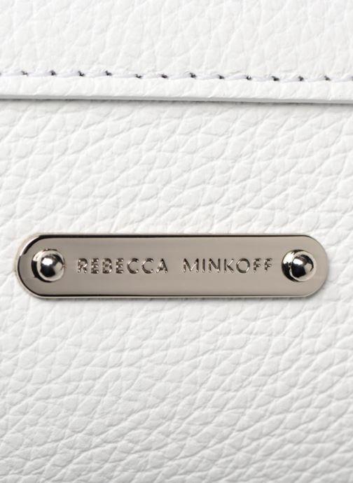 Sacs à main Rebecca Minkoff STELLA N/S TOTE Blanc vue gauche
