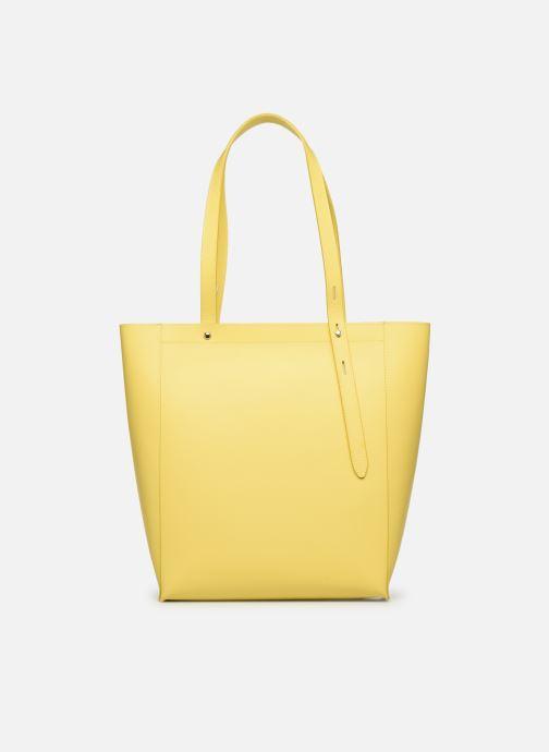 Bolsos de mano Rebecca Minkoff STELLA N/S TOTE Amarillo vista de frente